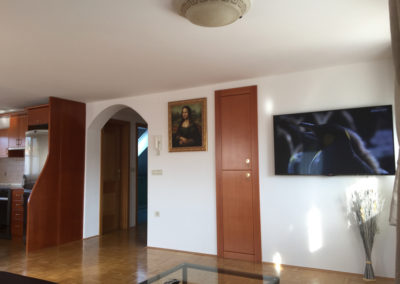 Vila Cvetka Bled - One bedroom apartment with Castle VIEW